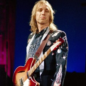 Tom Petty in Los Angeles in 1985.