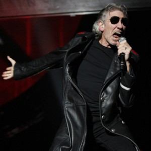 "Roger Waters performs ""The Wall""  in San Francisco in 2012."