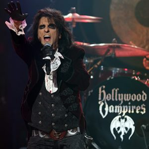 ALICE COOPER-HOLLYWOOD VAMPIRES